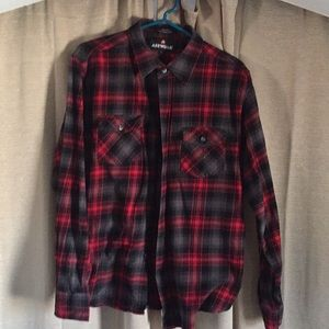 Air Walk  Flannel Shirt